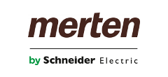 Logo merten by Schneider Electric